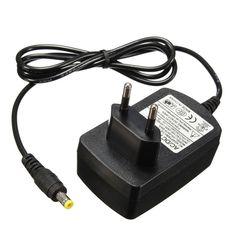 1 UNIDS Negro Súper Ultrasónico Fabricante de La Niebla Enchufe adaptador de Enchufe de Energía Partes de Electrodomésticos