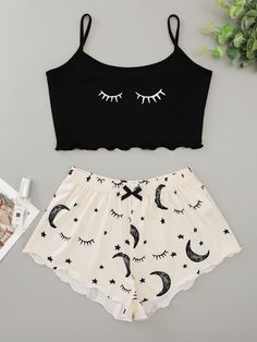 Girls Fashion Clothes, Teen Fashion Outfits, Mode Outfits, Outfits For Teens, Cute Sleepwear, Sleepwear Women, Loungewear, Cute Lazy Outfits, Stylish Outfits