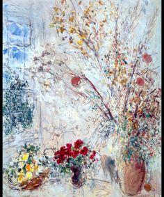 Marc Chagall, Lunaria, 1967.¿ AHORA LOS RUSUS Y RUSIA SE MUEREN POR EL??? PUES SI ES EL VALOR EN ALZA MAYOR-----CONOZCO UN SOLO COLECCIONISTA EN ESPAÑA QUE TENGA UN CHAGALL----------