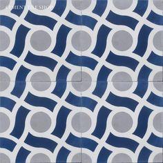 Cement Tile Shop - Handmade Cement Tile   Submarine