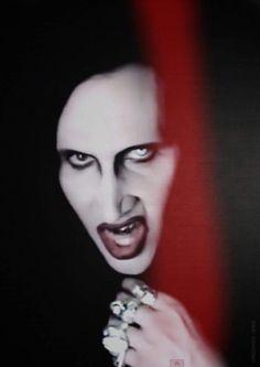 Marilyn Manson, Music Bands, Music Is Life, Heavy Metal, Emperor, Goth, Magic, Halloween, Celebrities