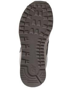 newest 5df17 e72ce New Balance Little Boys  574 Casual Sneakers from Finish Line - Gray 2.5 Zapatillas  De
