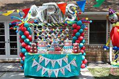 Aris's !st Birthday Celebration | CatchMyParty.com
