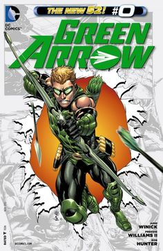Green Arrow #0 #GreenArrow #New52 #DC
