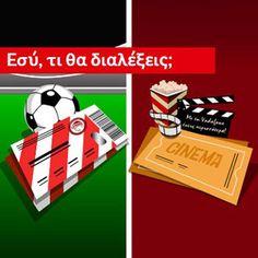 Διαγωνισμός με δώρο εισιτήρια για το Ολυμπιακός-Παναθηναϊκός και για τους κινηματογράφους ODEON | ediagonismoi.gr Playing Cards, Playing Card Games, Game Cards, Playing Card