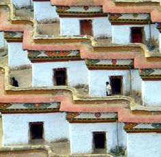 """""""Layers"""" / Gyantse - Tibet"""