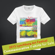 2015 festival commemorative t shirt, art by Doni C. Guggenheimer