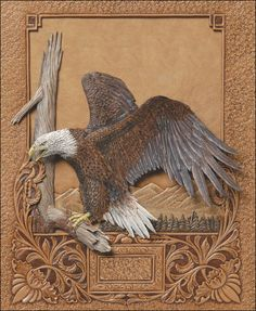 leather patterns free download | Cat144-2005-Cover-Eagle.jpg