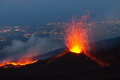 Mount Etna, Italy | 6 places where you can (safely) watch lava flow | MNN - Mother Nature Network