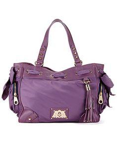Juicy Couture Handbag, Nylon Daydreamer Bag - Satchels - Handbags & Accessories - Macy's