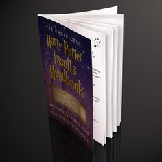 """Want a FREE signed copy of """"The Unofficial Harry Potter Insults Handbook""""? We're randomly giving a few away to new Twitter followers. Follow us at @hpcomebacks for a chance to win!"""