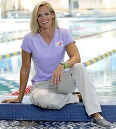 """Olympian and Mom Dara Torres: """"Balance Doesn't Come Easy"""" #DaraTorres"""