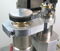 Universalspindel die Zweite, oder es geht auch flüsterleise und kompakt Cnc Lathe, Cnc Router, Lathe Tools, Cnc Spindle, Arduino Cnc, Cnc Parts, Cnc Milling Machine, Diy Cnc, Metal Working Tools