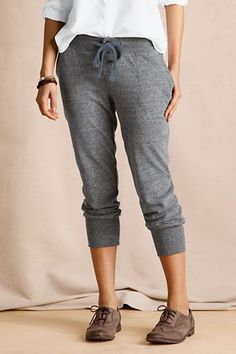 Womens Terry Lounge Pant from Canvas