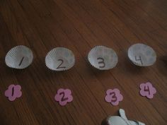 Spring Counting - Re-pinned by @PediaStaff – Please Visit http://ht.ly/63sNt for all our pediatric therapy pins