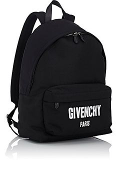 Givenchy Classic Backpack - Backpacks - 504557749 Mini Backpack, Black Backpack, Mens Designer Backpacks, Girls Rucksack, Don Juan, Givenchy Paris, Fashion Bags, Mens Fashion, Cute Bags