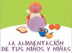 «La alimentación de tus niños y niñas. Nutrición saludable de la infancia a la adolescencia. Agencia Española de Seguridad Alimentaria y Nutrición (AESAN). Ministerio de Sanidad, Política Social e Igualdad. Madrid 2010.