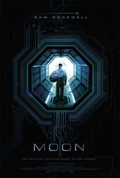 Moon - Great SF movie