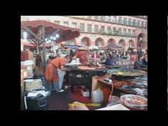Mercado Medieval en Madrid - YouTube