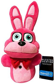 "Funko Five Nights at Freddy's Sister Location - Bonnet 6"" (Walmart) Exclusive Plush Doll"
