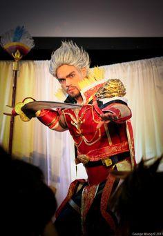 Dynasty Warriors 6: Sun Jian by ~AvaeryAUS on deviantART