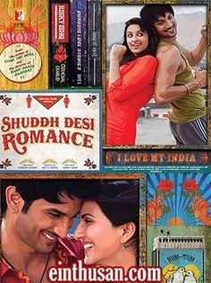 Shuddh Desi Romance Hindi Movie Online - Sushant Singh Rajput, Paineeti Chopra, Vaani Kapoor and Rishi Kapoor. Directed by Maneesh Sharma. Music by Sachin - Jigar. 2013 [U/A] ENGLISH SUBTITLE