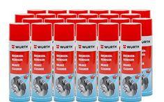 Würth Lot de 24 produits nettoyants pour frein 500ml