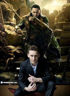 Loki and Tom