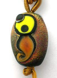 Desert Goddess pendant