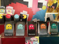 PacMan Party Birthday Party Ideas | Photo 2 of 17 | Catch My Party
