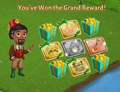 Farmville 2 : Open Gift box (x2) Claim Now! - Games Media