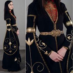 Witches fashion wizarding style robes