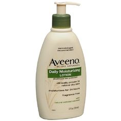 I have been using this most of my life for my excema. Aveeno Daily Moisturizing Lotion