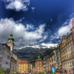 Altstadt von Innsbruck - Innsbruck - Reviews of Altstadt von Innsbruck - TripAdvisor Online Tickets, San Francisco Ferry, Austria, Big Ben, Trip Advisor, Europe, Change, Building, Travel