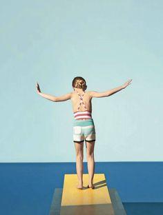 Love as artwork, playfulness and ambiguity...good reads: milk magazine.