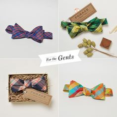 Branding for Forage Bowties