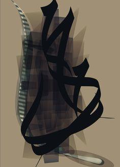 pintura digital de ivson monteiro