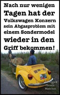 Nach wenigen Tagen hat VW sein Abgasproblem in den Griff bekommen