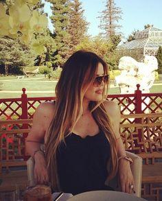 Khole Kardashian - Hair & Avators