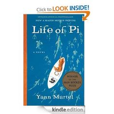 "Life of Pi. ""A story to make you believe in the soul-sustaining power of fiction.""—Los Angeles Times Book Review"