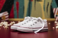 Converse All Star Chuck Taylor Core OX 7J256C Λευκό