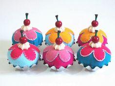 tarty little pincushions