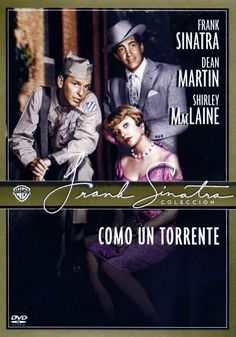 Como un torrente (1958) EEUU. Dir: Vicente Minnelli. Drama. Romance. Anos 40. Prostitución - DVD CINE 1323