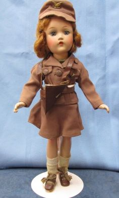 Madame Alexander W.A.A.C. Doll