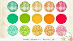 Styles Collection n12 - Beautiful Day