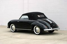 Click to close image, click and drag to move. Use arrow keys for next and previous. Porsche 356 Speedster, Vw Camper, All Cars, Vw Beetles, Volkswagen, Eugene Oregon, Cars Motorcycles, Rear View, Arrow Keys