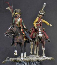 Tartari lituani della guardia imperiale francese