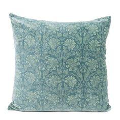 3 coloris disponibles - Harmony - Housse de coussin en velours Batik - 45x45 cm - Home Beddings and Curtains