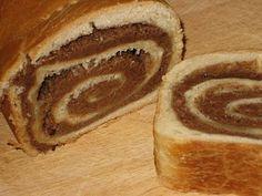 la bella vita: Povitisa Cinnamon Nut Bread