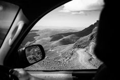 Two TracksTrip through Lesotho - from Maliba Lodge to Sani Pass via Katse Dam Car Mirror, Long Weekend, Golden Gate, Continents, Roads, Airplane View, Travel, Viajes, Road Routes